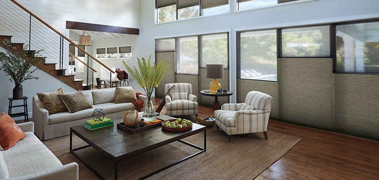 Save on Duette® honeycomb shades
